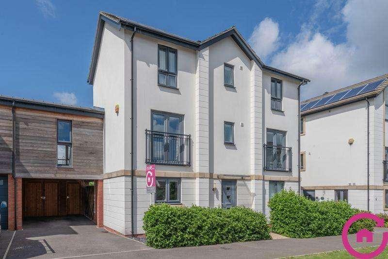 4 Bedrooms Link Detached House for sale in Denman Avenue, Cheltenham