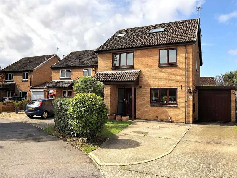5 Bedrooms Detached House for sale in Carston Grove, Calcot, Reading, Berkshire, RG31