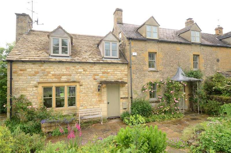 3 Bedrooms Semi Detached House for sale in Castlett Street, Guiting Power, Gloucestershire, GL54