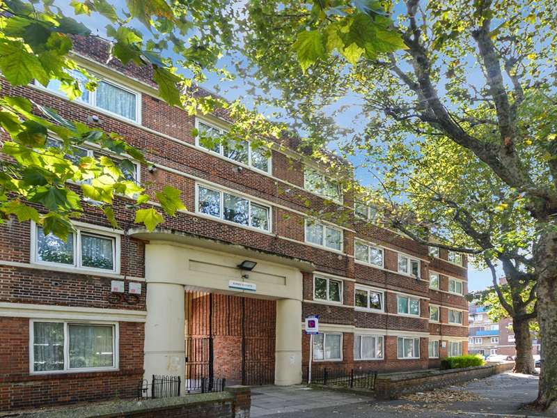 2 Bedrooms Flat for sale in Southwark Park Road, Bermondsey SE16