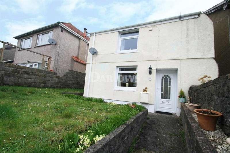 3 Bedrooms Detached House for sale in Scwrfa Road, Scwrfa, Dukestown, Tredegar, Gwent