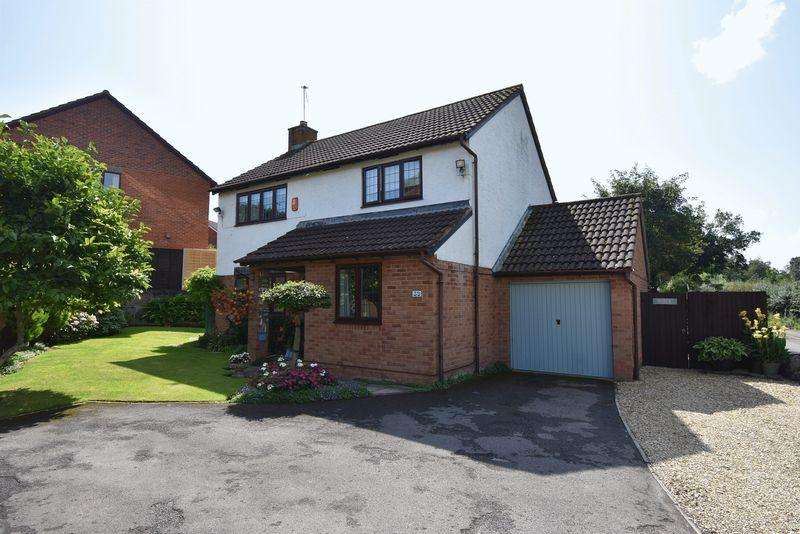 4 Bedrooms Detached House for sale in Millers Drive, North Common