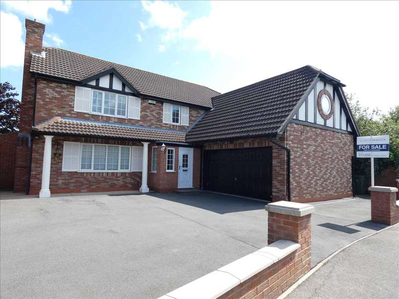 5 Bedrooms Detached House for sale in PARK LANE, CLEETHORPES