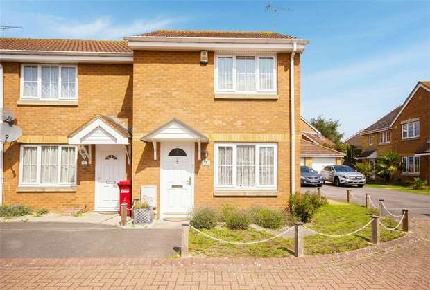 2 Bedrooms Semi Detached House for sale in Formby Close, Slough, Berkshire