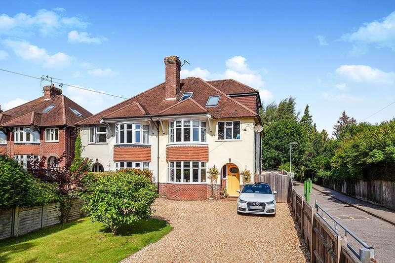 5 Bedrooms Semi Detached House for sale in Lower Green Road, Pembury, Tunbridge Wells, Kent, TN2