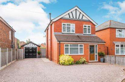4 Bedrooms Detached House for sale in Punchbowl Lane, Boston, Lincolnshire, England