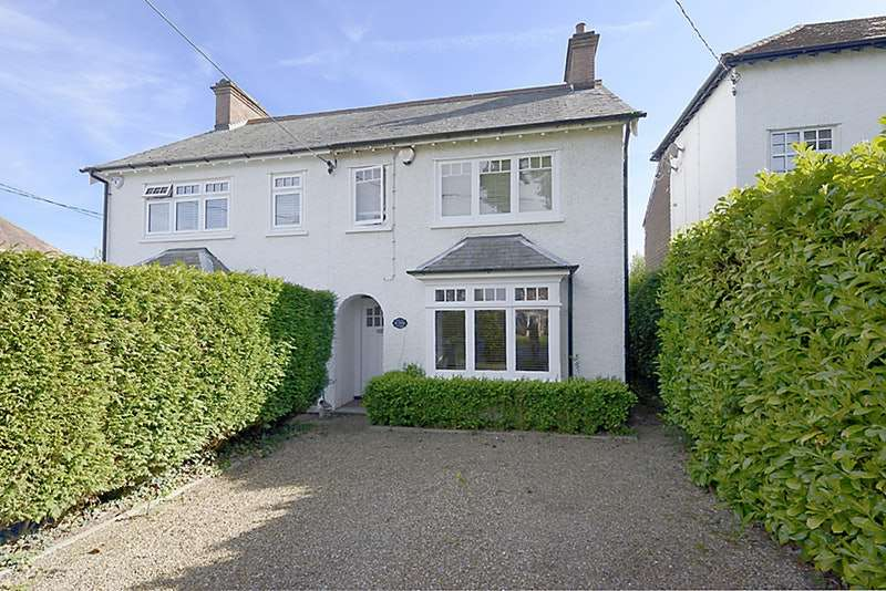 3 Bedrooms Semi Detached House for sale in Green Lane, Amersham, Buckinghamshire, HP6
