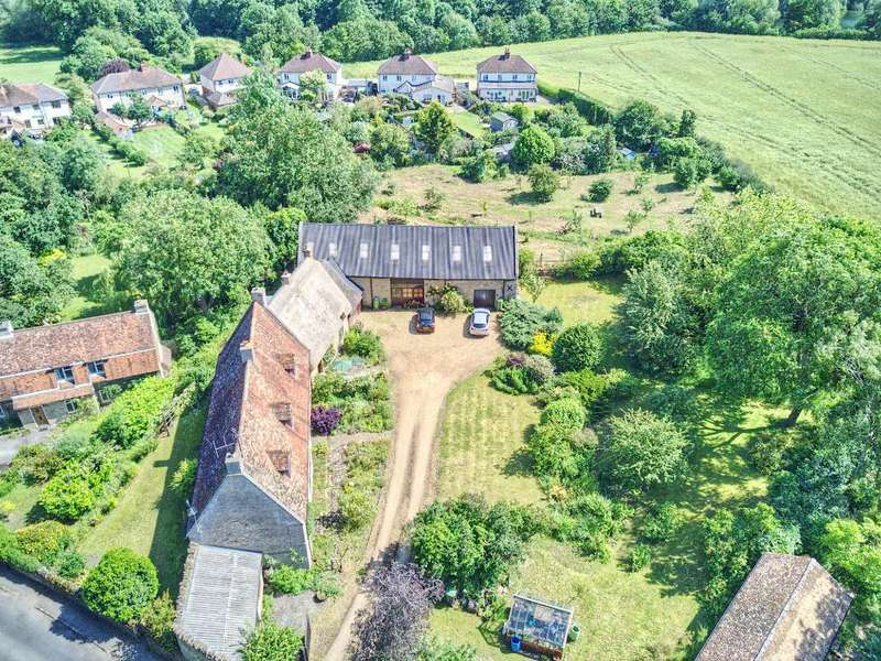 5 Bedrooms Detached House for sale in Odell, Bedfordshire