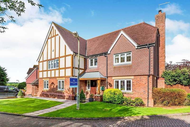 5 Bedrooms Detached House for sale in Audlem Road, Woore, Crewe, CW3