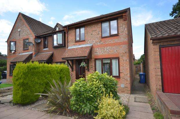 3 Bedrooms End Of Terrace House for sale in Morden Close, Bracknell, Berkshire
