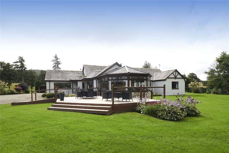 4 Bedrooms Detached Bungalow for sale in Riverside House, Farr, Inverness, IV2