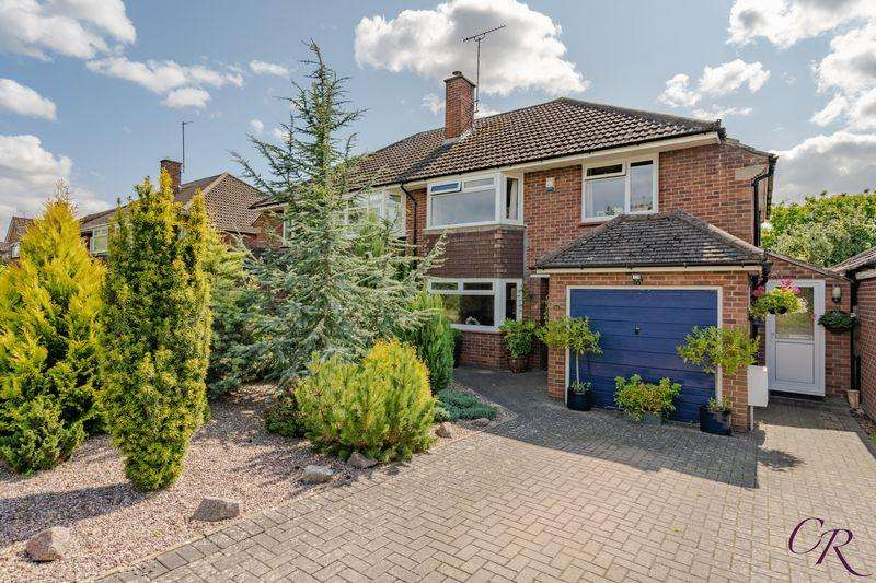 4 Bedrooms Semi Detached House for sale in Campden Road, Cheltenham