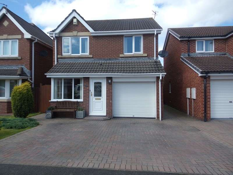 3 Bedrooms Property for sale in Hadrian Road, South Beach, Blyth, Northumberland, NE24 3XA