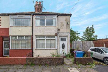 2 Bedrooms Terraced House for sale in Ardleigh Road, Liverpool, Merseyside, L13