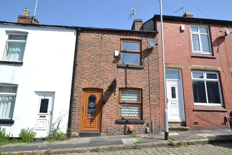 2 Bedrooms Terraced House for sale in Longacre Street, Macclesfield, Cheshire, SK10 1BA