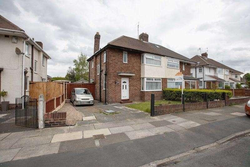 3 Bedrooms Property for sale in Dodds Lane, Liverpool, Merseyside, L31 0BD