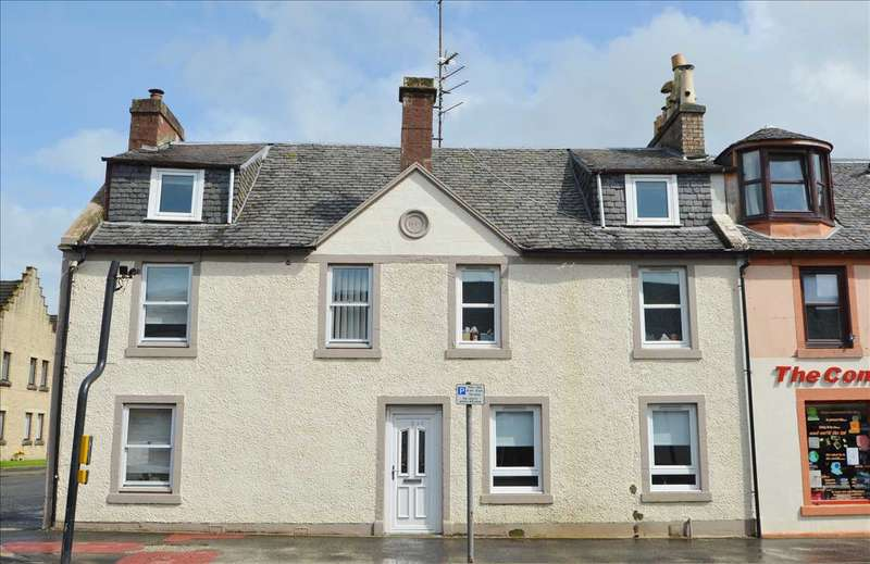 1 Bedroom Apartment Flat for sale in Barn street, Strathaven