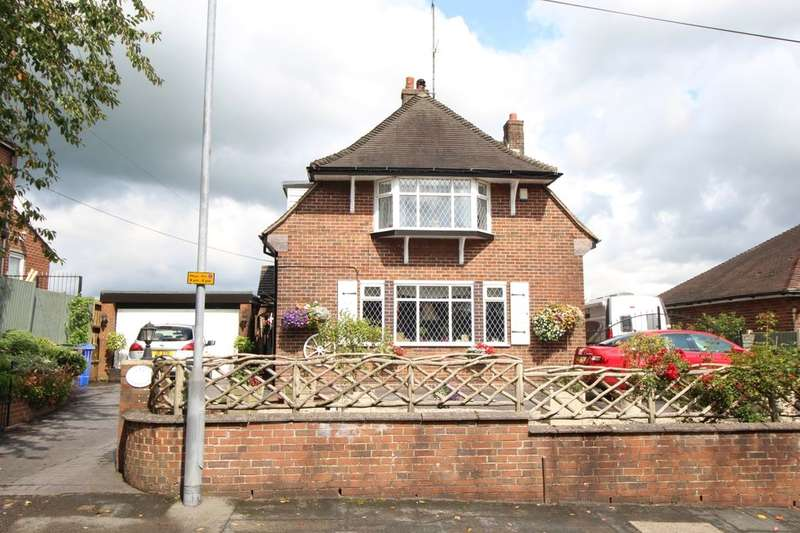 3 Bedrooms Detached House for sale in Bull Lane, Brindley Ford, Stoke-On-Trent, ST8