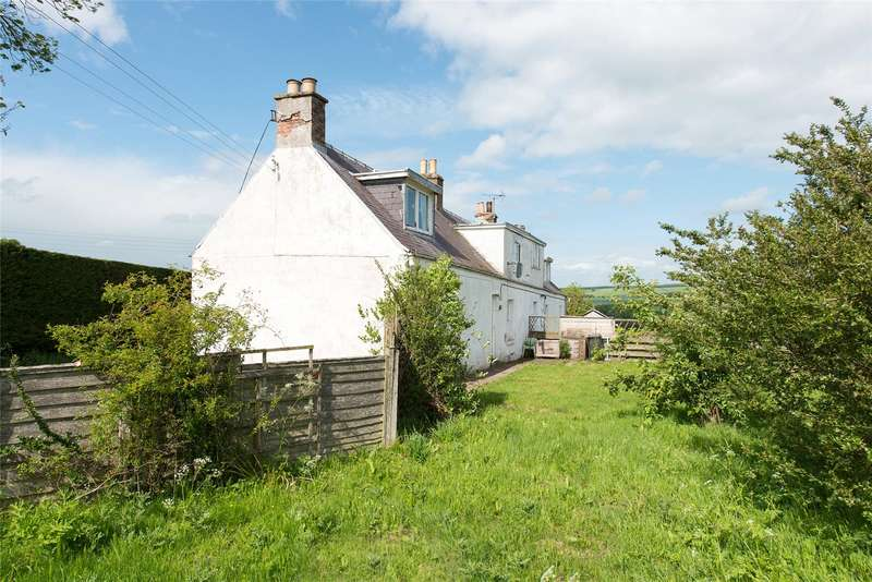 3 Bedrooms Semi Detached House for sale in 1 Netherwells Farm Cottages, Jedburgh, Scottish Borders, TD8