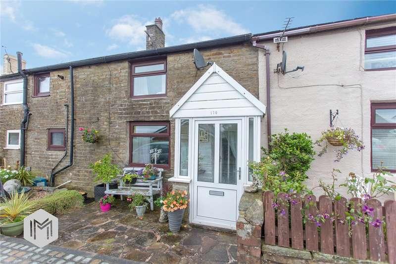 3 Bedrooms Terraced House for sale in Belthorn Road, Belthorn, Blackburn, Lancashire, BB1