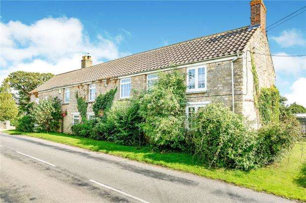 5 Bedrooms Detached House for sale in Main Road, Shutlanger, Towcester