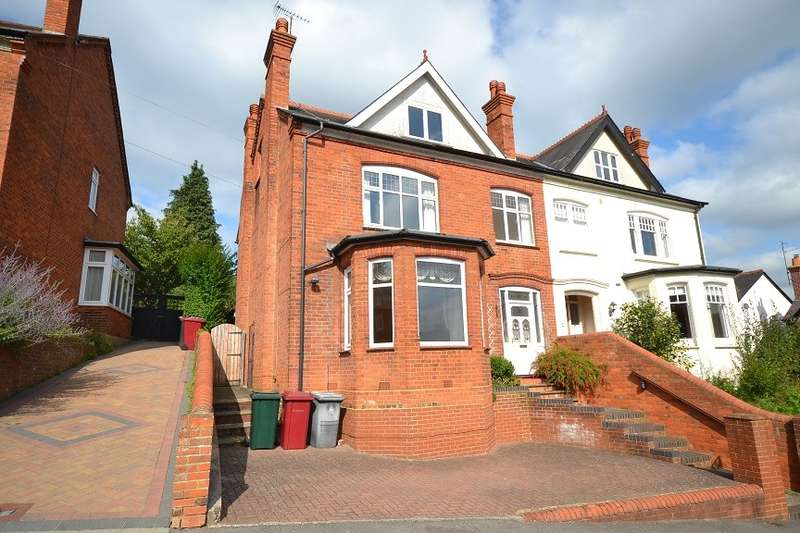 5 Bedrooms Semi Detached House for sale in Clifton Park Road, Caversham, Reading