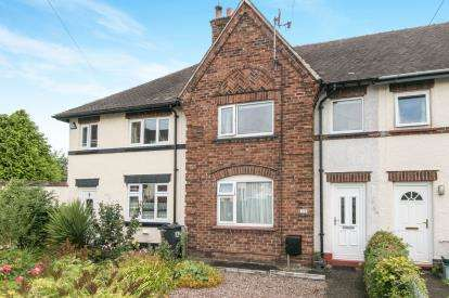 2 Bedrooms Terraced House for sale in Allington Place, Chester, Cheshire, CH4