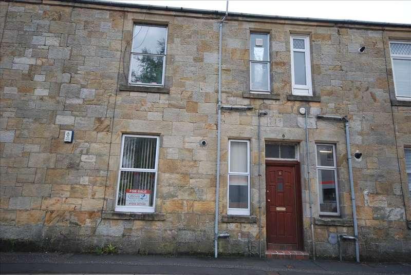 1 Bedroom Apartment Flat for sale in Muirend Street, Kilbirnie