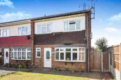 5 Bedrooms End Of Terrace House for sale in Stanford-Le-Hope, Essex