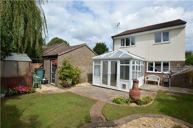 4 Bedrooms Detached House for sale in Oak Close, Yate, BRISTOL, BS37 5TW