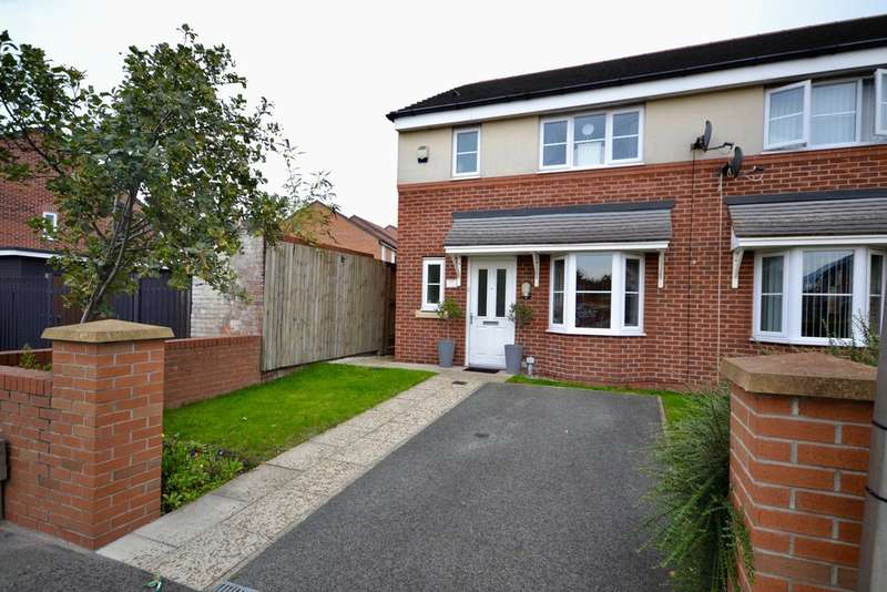 3 Bedrooms Semi Detached House for sale in Orrell Lane, Bootle, L20