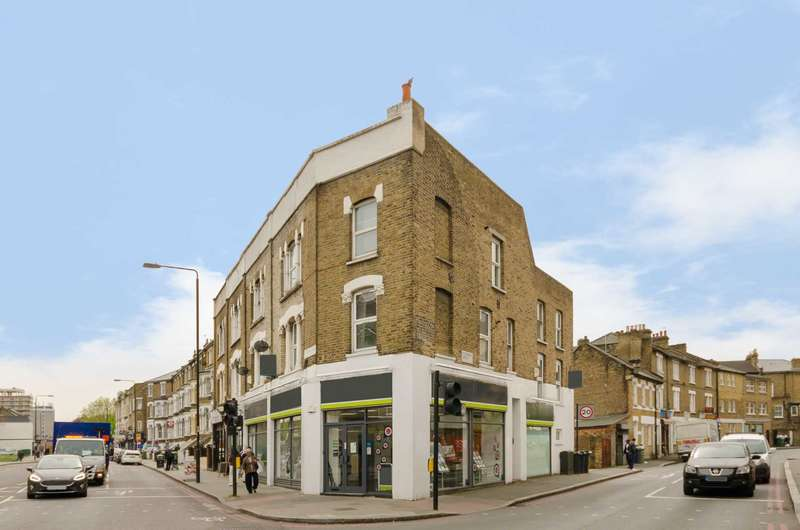1 Bedroom Flat for sale in Stockwell Road, Stockwell