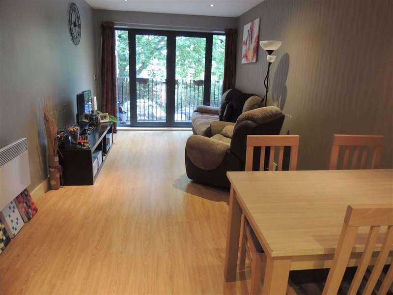 2 Bedrooms Flat for sale in Textilis House, 8 Wellington Street, Stockport
