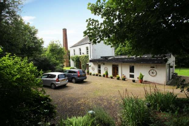 3 Bedrooms Detached House for sale in Mill House, Auchendinny, Midlothian, EH26 8PD