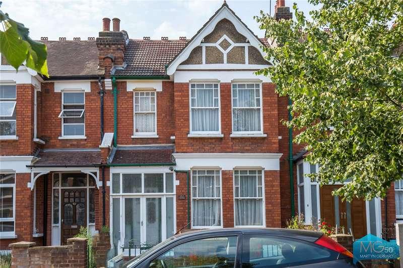 4 Bedrooms Terraced House for sale in Warner Road, Crouch End, London, N8