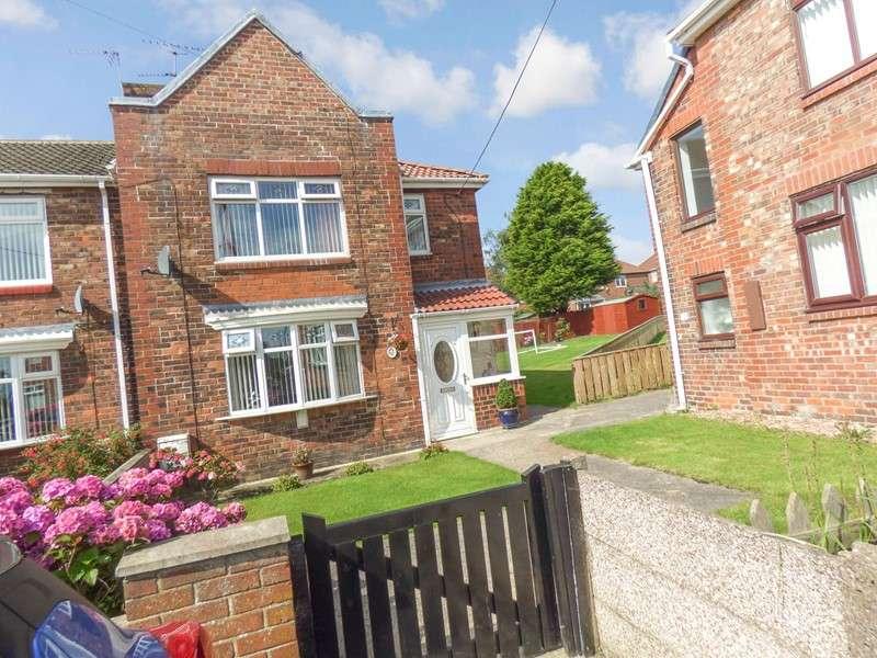 3 Bedrooms Property for sale in Partridge Terrace, Wingate, Wingate, Durham, TS28 5BD