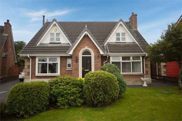4 Bedrooms Detached House for sale in The Orchard, Hillsborough, County Down