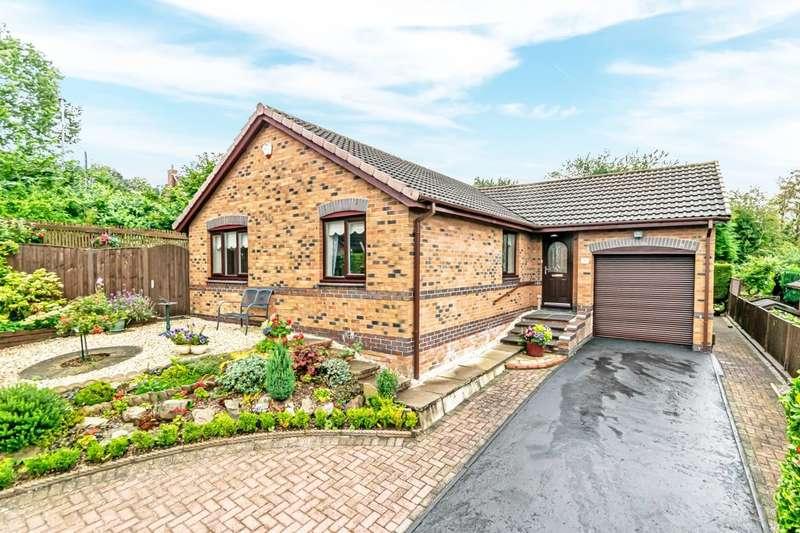 3 Bedrooms Detached Bungalow for sale in Delphfield, Norton, Runcorn, WA7