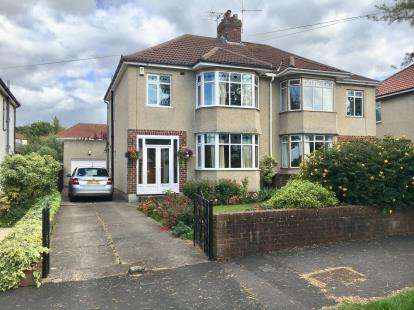 3 Bedrooms Semi Detached House for sale in Hampstead Road, Bristol, Somerset