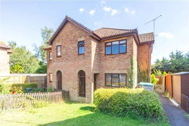 1 Bedroom Semi Detached House for sale in Sibley Park Road, Earley, Reading