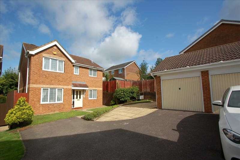 4 Bedrooms Detached House for sale in LIVIA WAY