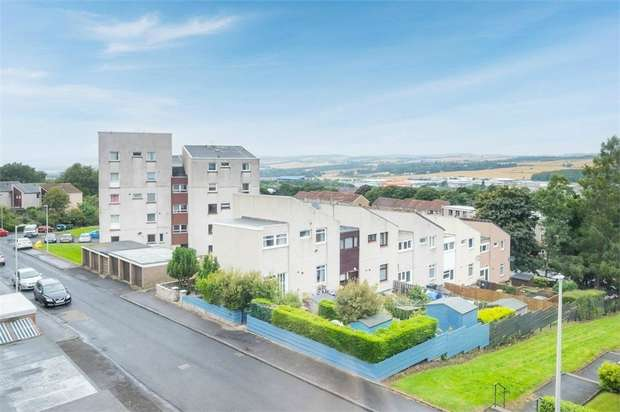 2 Bedrooms Ground Maisonette Flat for sale in Tweed Crescent, Dundee