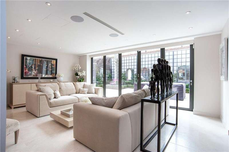 6 Bedrooms House for rent in Acacia Place, St Johns Wood, NW8