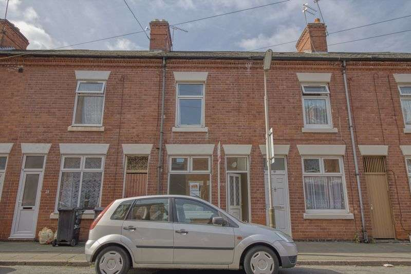3 Bedrooms Property for sale in Burfield Street, Leicester