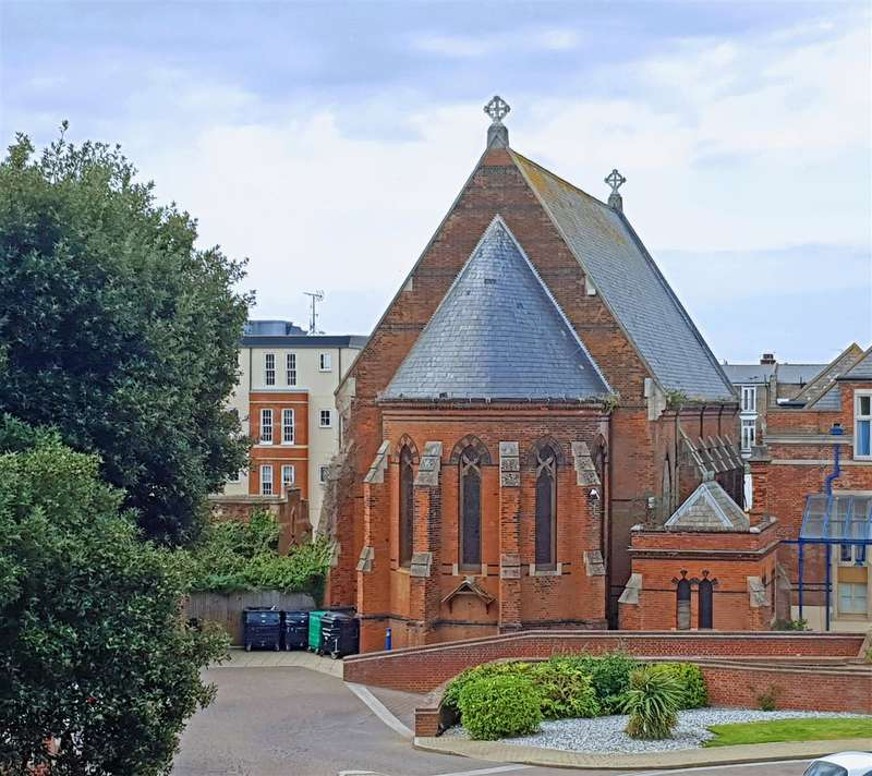 8 Bedrooms Detached House for sale in The Former Chapel, The Royal Seabathing, Canterbury Road, Margate