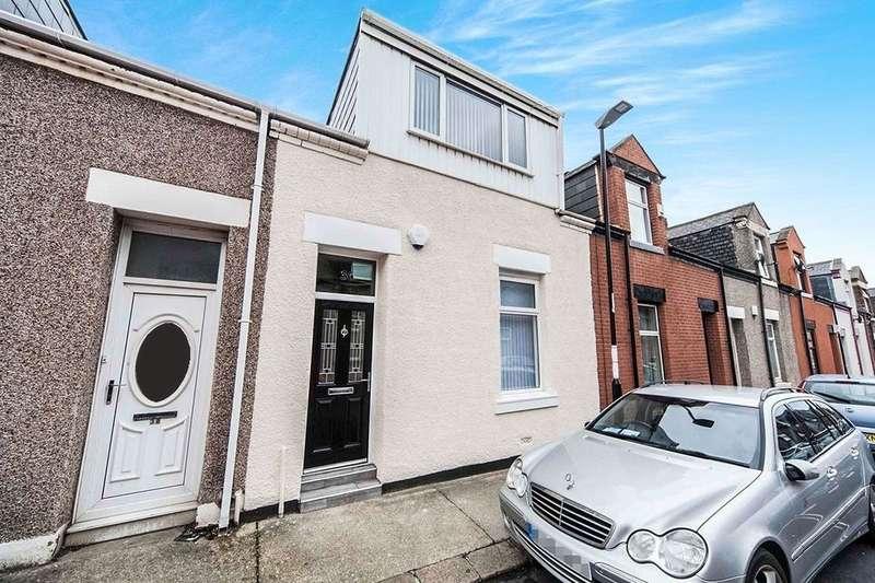 4 Bedrooms Property for rent in Rose Street, Millfield, Sunderland, SR4