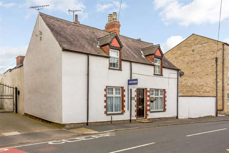 3 Bedrooms Semi Detached House for sale in Main Street South, Aberford, Leeds, LS25 3DA
