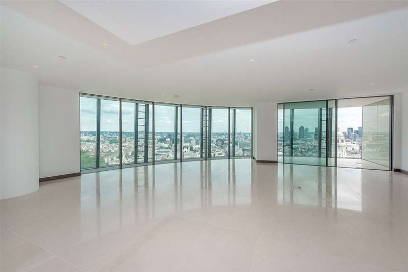 3 Bedrooms Apartment Flat for sale in One Blackfriars, Blackfriars Road, London, SE1