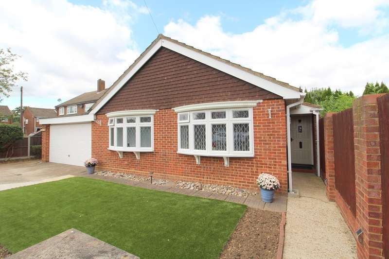 2 Bedrooms Bungalow for sale in The Rowans, Sunbury on Thames, Surrey, TW16