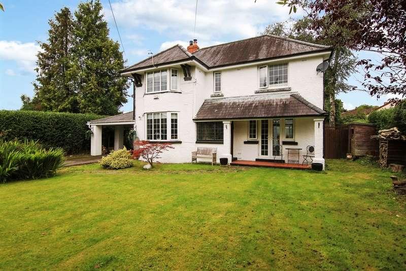 6 Bedrooms Detached House for sale in Pontpren, Penderyn, Near Aberdare